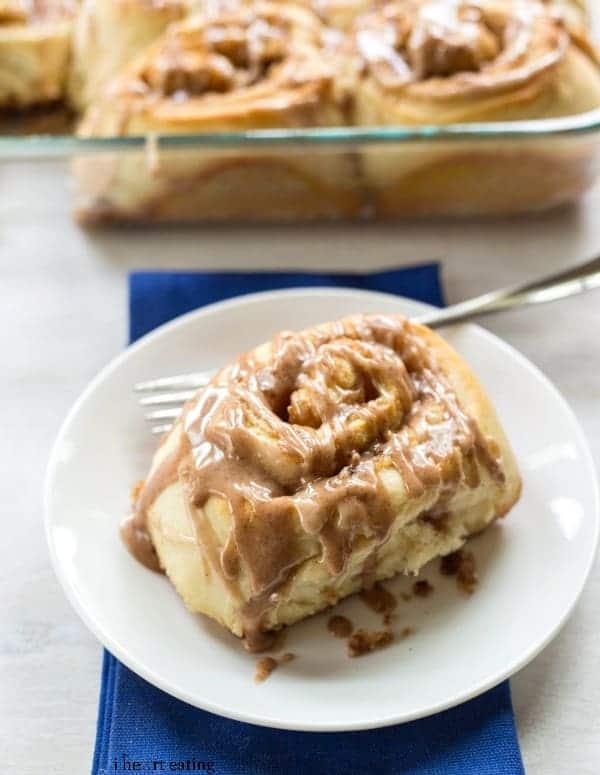 Potato Cinnamon Rolls