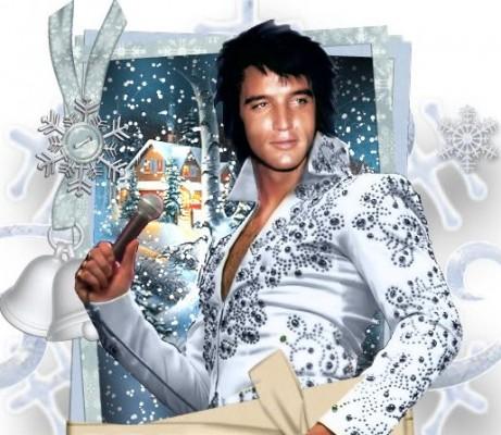 Elvis Presley Sings Christmas WwwIHeartElvisnet