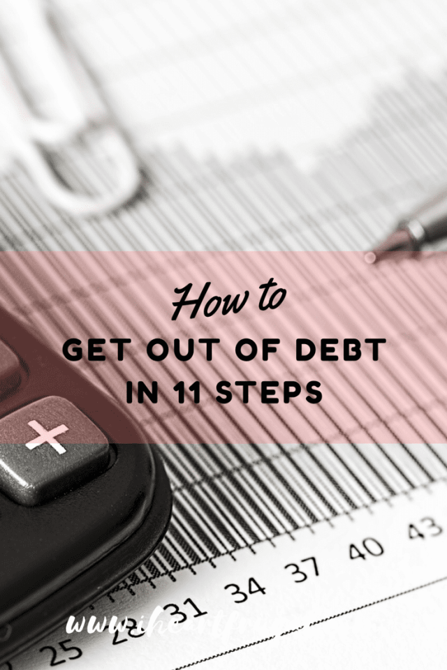 how to get rid of debt for free