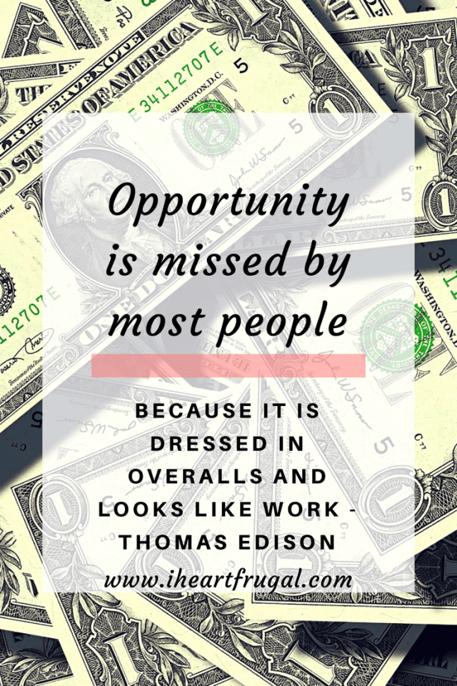 Money Quote - Thomas Edison