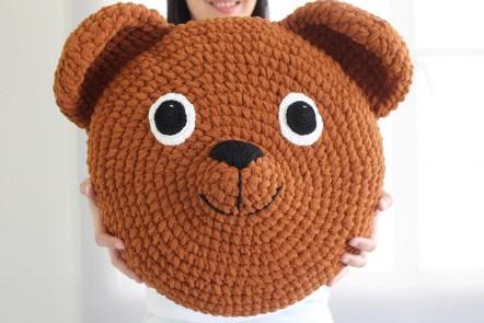 Happyamigurumi: Amigurumi Jointed Teddy Bear Villem and Marta: New ... | 295x442
