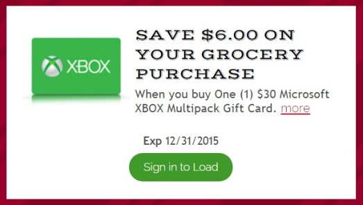 day 22 of kroger 25 merry days load your kroger coupon