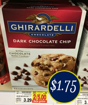 Ghirardelli Cake Mix Coupons