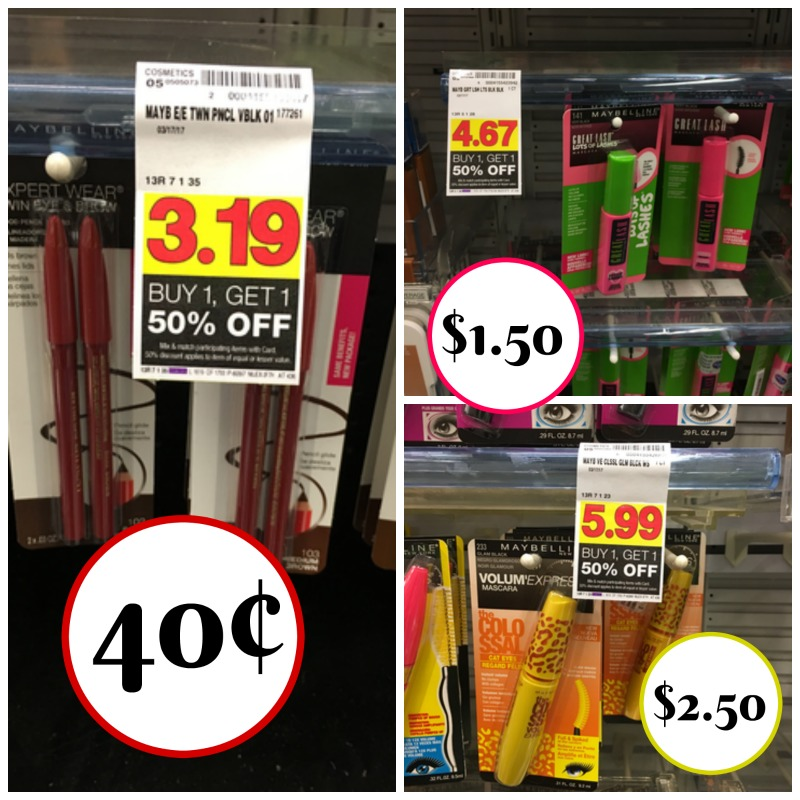 Here are some great deals to go