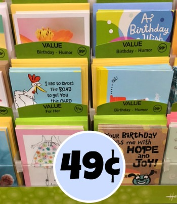 Hallmark greeting card as low as 49 at kroger pick up a couple of hallmark cards for as low as 49 each at kroger we have a couple of coupons which will save you a buck off the purchase of two m4hsunfo