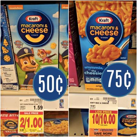 Kraft macaroni and cheese coupon november 2018