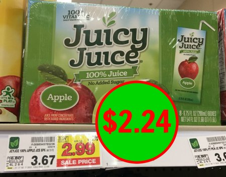 Juicy juice coupon august 2018
