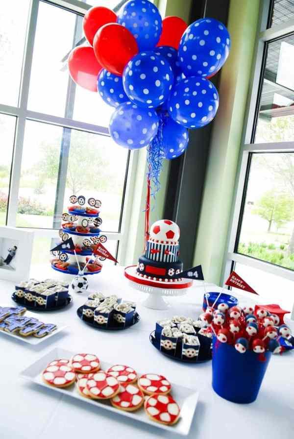50 Awesome Boys' Birthday Party Ideas - I Heart Naptime