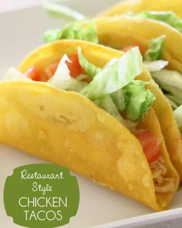 18 Tasty Mexican Food Recipes