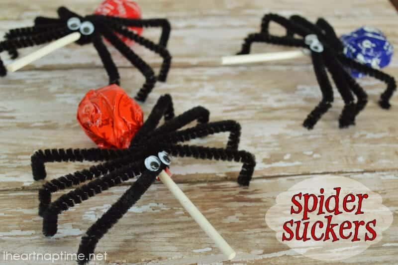 Easy Halloween Arts And Crafts Kids