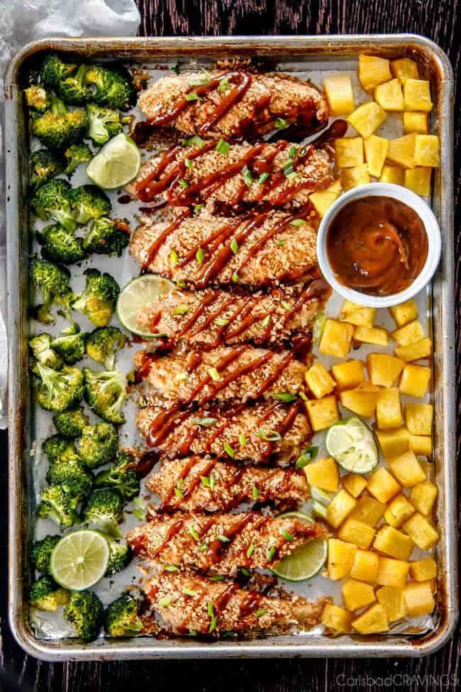 25 Delicious Sheet Pan Dinner Recipes I Heart Nap Time