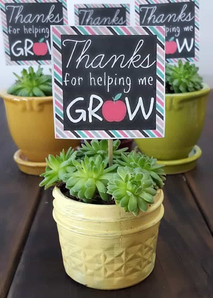 25 Handmade Gift Ideas For Teacher Appreciation I Heart