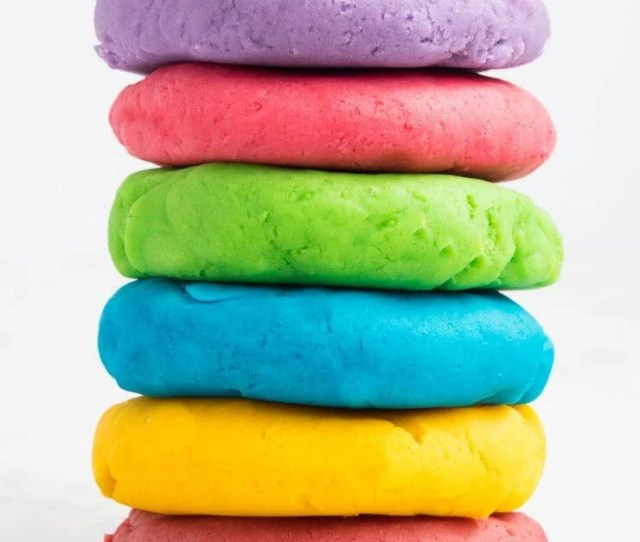 The Best Homemade Playdough Recipe Make In Less Than  Minutes For Under A