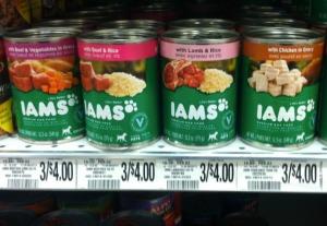 Iams Dog Food Iams Wet Dog Food For 67¢ + More Pet Deals At Publix