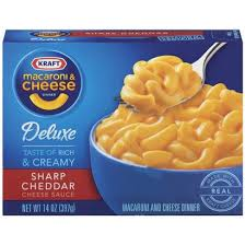Kraft Deluxe Macaroni & Cheese Deal At Publix