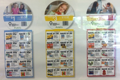 Publix Coupons With Donation To Children S Miracle Network