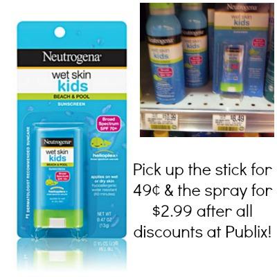 neutrogena kids Fantastic Deals On Neutrogena Sunscreen Coming Up   As Low As 49¢!!