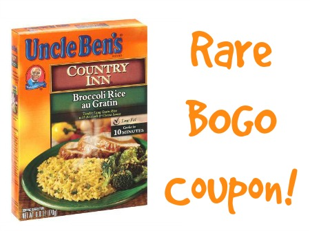 uncle bens rice coupon uk