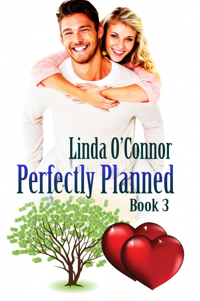 COVER REVEAL - PerfectlyPlanned