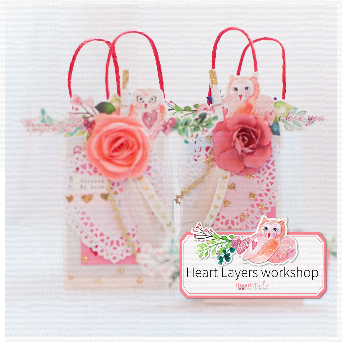 Heart Layers Workshop