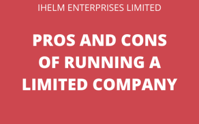 Pros and Cons of Running a Limited Company