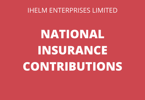Ihelm Enterprises - National Insurance Contributions