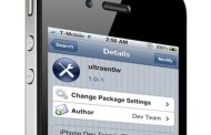 Unlock iOS 6 for iPhone 4 and iPhone 3GS with Ultrasn0w fixer