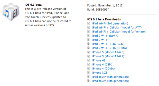 iOS-6.1-beta-download