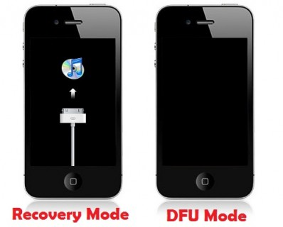 The Difference Between DFU Mode and Recovery Mode
