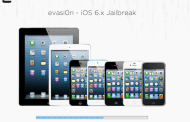 Evasi0n is the name of the next iOS 6.0/6.1 Jailbreak