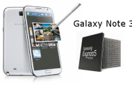 Samsung Galaxy Note III to feature 6.3-inch display and eight core processor