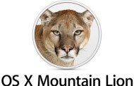 Apple released an update to OS X Mountain Lion 10.8.3
