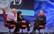 Tim Cook interesting moments at the D11 interview