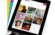 Facebook develops stylish Flipboard style reader for iOS