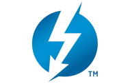Intel introduced the Thunderbolt 2 interface and Thunderbolt mobile version