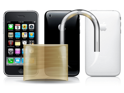 unlock iPhone 3GS