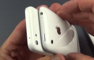 Low-value iPhone Plastic housing in comparison with the iPhone 5, 4S, 3GS and iPod contact [video]