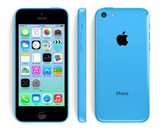 Blue-iPhone-5c