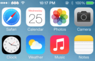 Zeppelin  up to date to model 2.zero to beef up iOS 7