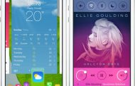 Auxo 2 received support CCToggles, multimedia gestures and improved performance