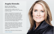 Angela Ahrendts receives an equivalent to $68 million  in 113,334 AAPL shares