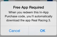 Apple is experimenting with promo codes for in-app purchases