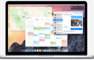Apple released a video of OS X Yosemite design