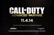 Call of Duty: Advanced Warfare already launch trailer