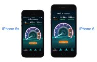 iPhone 6 and iPhone 5s LTE Speeds Compared [Video]