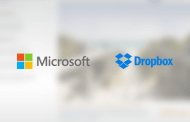 Microsoft Office announces Dropbox integration in mobile devices