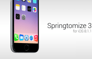 Springtomize 3 For iOS 8.1.1 Released