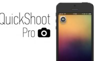 QuickShoot Pro Allows Take Photos On iOS 8 Without Launching Camera App