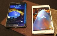 Samsung Galaxy Note 4 and Note Edge video appear with Android 5.0.1 Lollipop