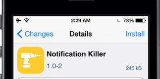 notification kiler